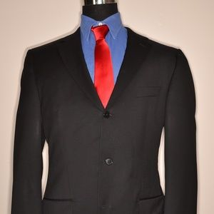 Hugo Boss 42L Sport Coat Blazer Suit Jacket